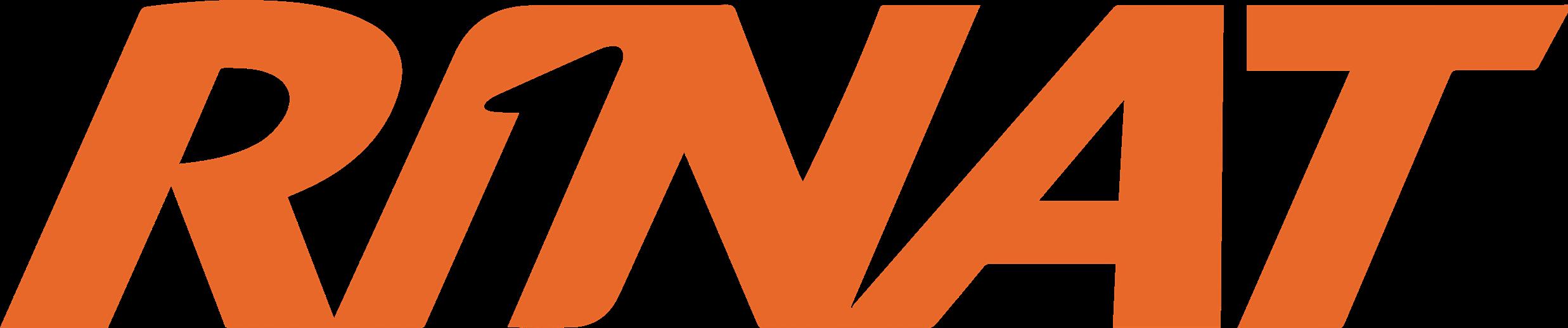 Logo Rinat orange